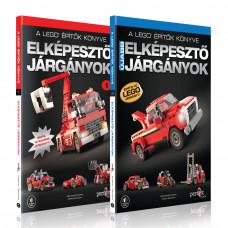 A LEGO építők könyve 1-2. könyvcsomag